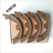 4 шт./комплект стояночный тормоз обувь для китайских SAIC ROEWE 550 MG6 авто деталей двигателя 10025931