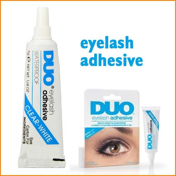 39bb775ba53 DUO Eyelash Adhesive Waterproof False Eyelash Glue White Tone 7g-in ...