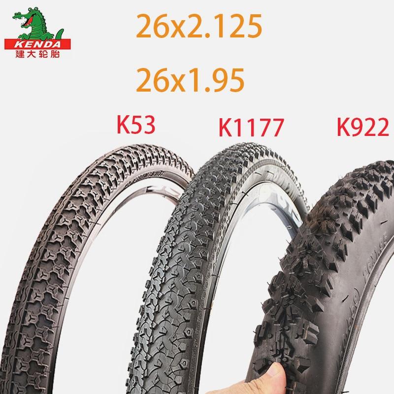 Велосипедные шины 26X1.95 26X2.125, шины для горного и шоссейного велосипеда, велосипедная внутренняя трубка, велосипедная резиновая трубка, широк...