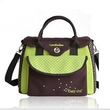 Fashion Multifunctional Bolsa Maternidade Baby Diaper Bags Moms Nappy Mummy Bag Handbag Shoulder Messenger Bag Stroller Bolso