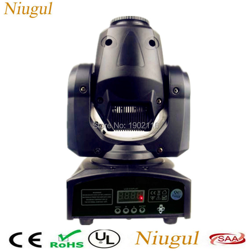 New upgrade High brightness 30W DMX mini gobo projector led spot moving head Light Bar DJ 30W LED patterns stage effect lighting 4pcs lot 10w led spot moving head light led inno pocket spot mini moving head dmx 10w led patterns stage party disco dj lighting
