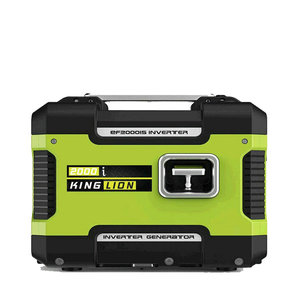 2KW digital inverter generator  Quiet /Car RV 2KW household small gasoline generator