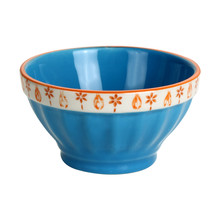 Ceramic Dip Bowl Salad Sauce Dish Dessert Bowl Side Dipping Bowl Appetizer Bowl 1 piece ceramic marbling pattern multi use salad bowl