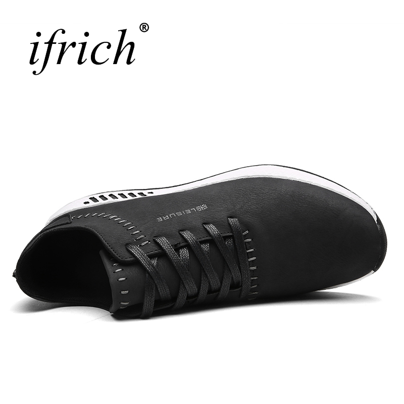 Spring Summer Man Walking Outdoor Sport Shoes Lace Up Black Gym Shoes Men Luxury Brands Comfortable Male Athletic Sneaker Cheap