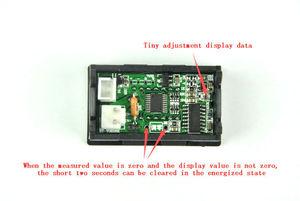 Image 5 - Amperímetro digital DC 0 50.000A 5Bit + shunt +  50A alta precisión amperio medidor de detección de corriente medidor de descarga de carga