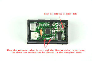 Image 5 - DC 0 50.000A digital ammeter 5Bit  + shunt +  50A high precision Amp Ampere Current detection Tester Meter Charging discharge