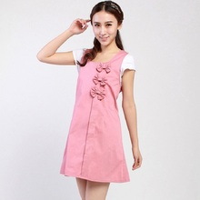 2016 New anti-radiation clothing maternity radiation protection vest tops pregnant Radiation Resistant antistati dress 16029