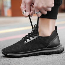 Men Casual Sneakers Shoes Hot Sale Breathable Flyknit Lace Up Ultra Boost Mens Trainers Sneakers Zapatillas hombre Plus Size 46