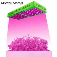 Mars hydro reflector 600W led grow light indoor full spectrum hydroponic greenhouse system indoor garden plant growing light