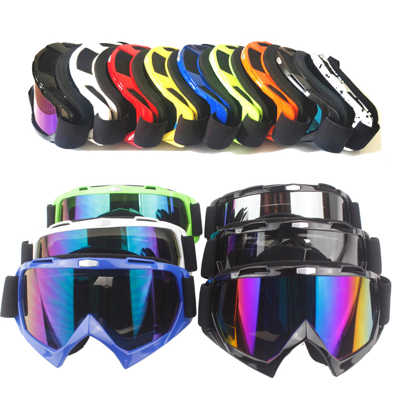 Adult  Motocross Goggles Motorcycle goggles Glasses ATV Clear Lens Ski Helmet Googles Off-road for Kawasaki Oculos GafasAdult  Motocross Goggles Motorcycle goggles Glasses ATV Clear Lens Ski Helmet Googles Off-road for Kawasaki Oculos Gafas