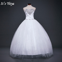 HOT Free Shipping New 2014 White Princess Fashionable Wedding Dress Romantic Tulle Wedding Dresses HS081
