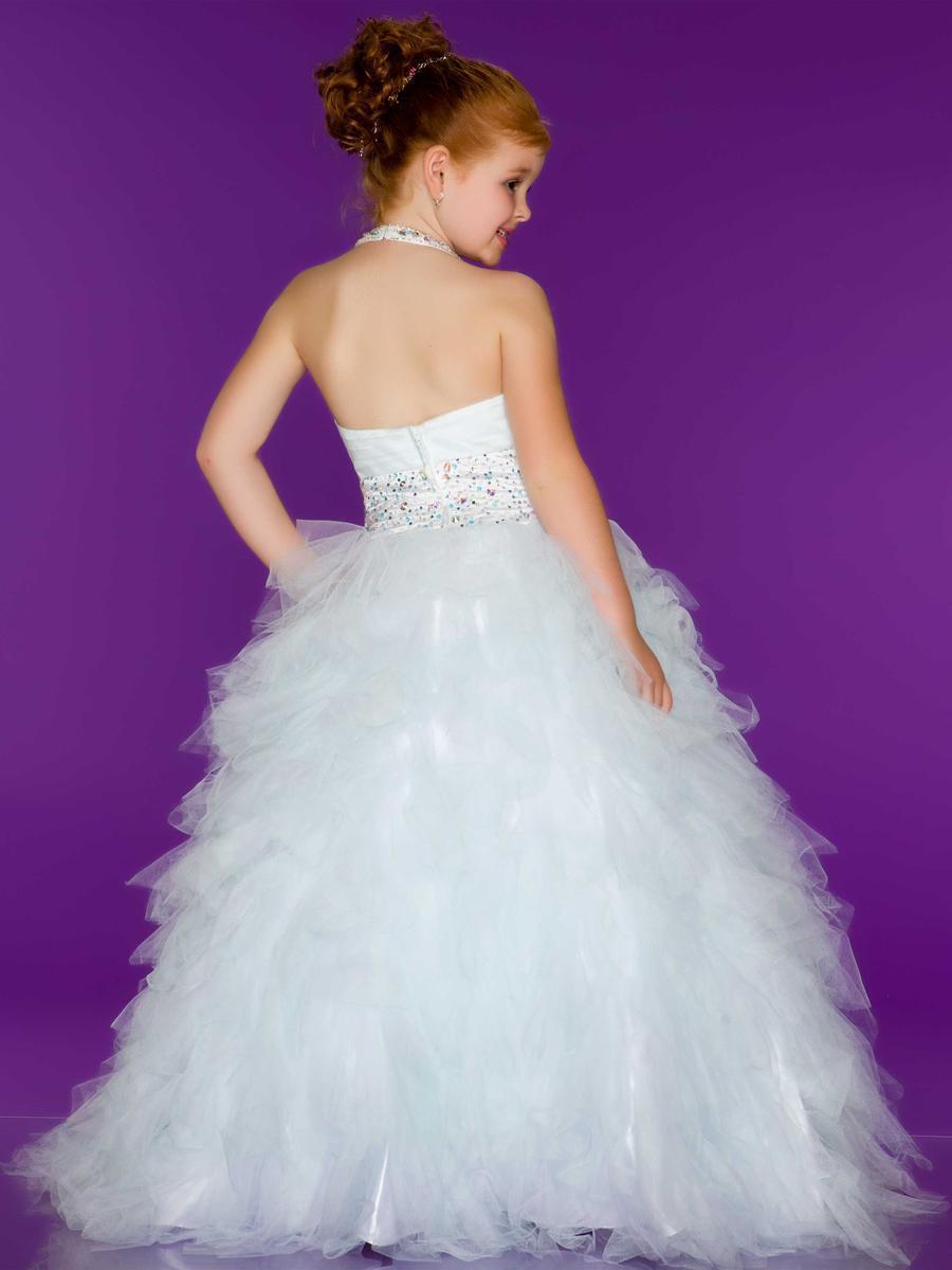 Asombroso Vestido Blanco Para El Ensayo De La Boda Motivo - Ideas de ...
