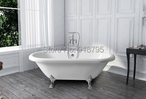 free standing garden tub. 1900X840X680mm CUPC Approval Acrylic With Fiberglass Resin Ellipse Bathtub  Freestanding Seamless Soaking Tub RS6531 In Bathtubs Whirlpools From Home
