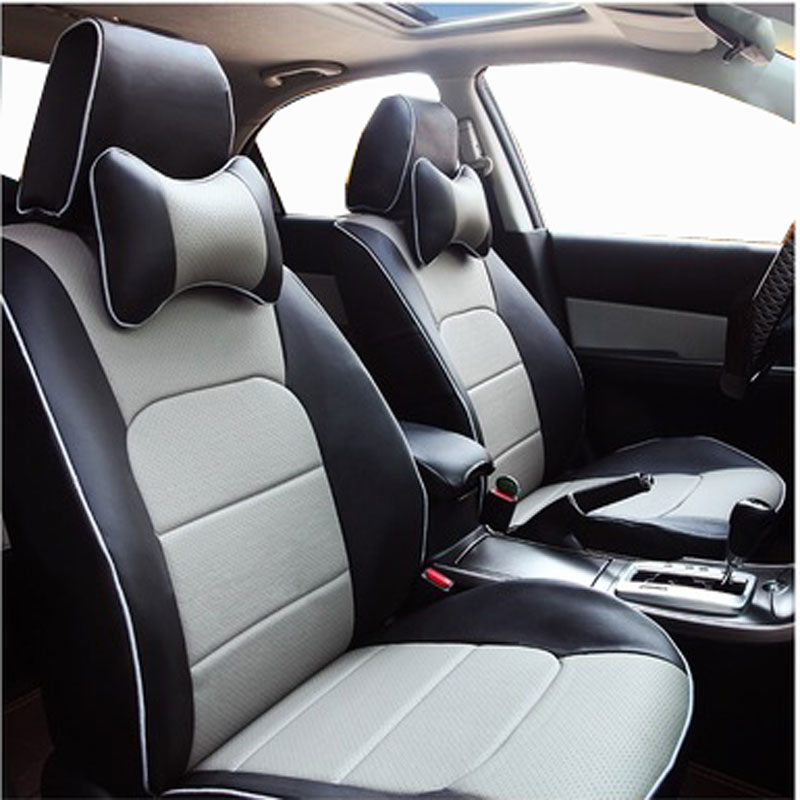 Image 5 - car seat cover leathe for toyota highland 5 or 7 seater custom proper fit high quality full set same structure seat covers-in Automobiles Seat Covers from Automobiles & Motorcycles