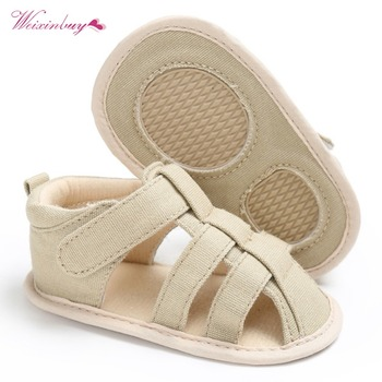 2018 Canvas Jeans New Baby Moccasins Child Summer Boys 7 Style Fashion Sandals Sneakers Infant Shoes 0-18 Month Baby Sandals 1