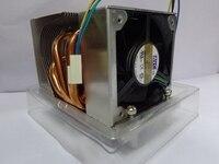 Новый Оригинальный AVC DS06020B12UP002 DC12V 0.35A socket 771 для волна NF5220 Процессор радиатора охлаждения