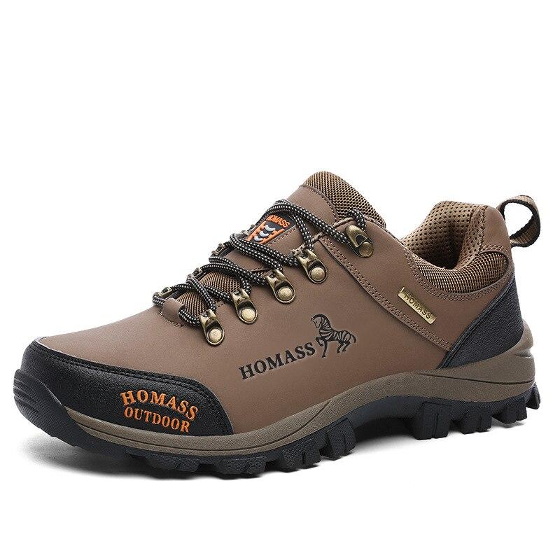 0022d610e Купить 2017 новая мужская обувь весна большой размер 36 45 зимняя пара  походная обувь дышащие уличные непромокаемые охотничьи туристические  трендовы.