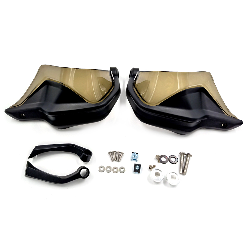 F750GS F850GS R1250GS Hand Guard Extensions Brake Clutch Levers Protector Handguard Shield for BMW 2018- R1250GS F750GS F850GS (2)