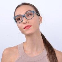 Kirka Acetate Spectacles frame Glasses Women Green Eyeglass Frames Vintage For Retro Eyewear Optical Frame