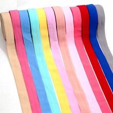 9ab60488841b2 5 mètres 20mm ruban élastique doux pli élastique bande pour pantalon sous-vêtements  soutien-gorge vêtements couture dentelle tis.