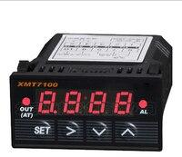 5pcs Lot 12v 36v 85 265v Intelligent PID Temperature Controller Digital Temperature Controller XMT7100