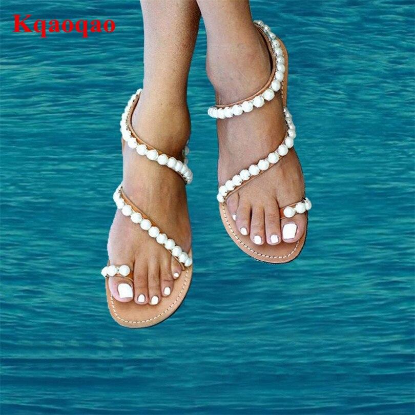 2018 Fashion National Style Women Sandals Shoes Foreign Beach Shoes Comfortable Zapatos Mujer Summer Flip Flops Quality Flats 2016 flower women sandals flat flip flops bohemian gladiator sandals women summer style fashion beach slippers zapatos mujer