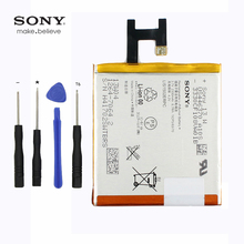 original sony L36H Battery for sony xperia z L36H lt36h L36i SO-02E C6603 c6602 2330mAh kinston colorful rhombus pattern plastic hard case for sony l36h xperia z white red
