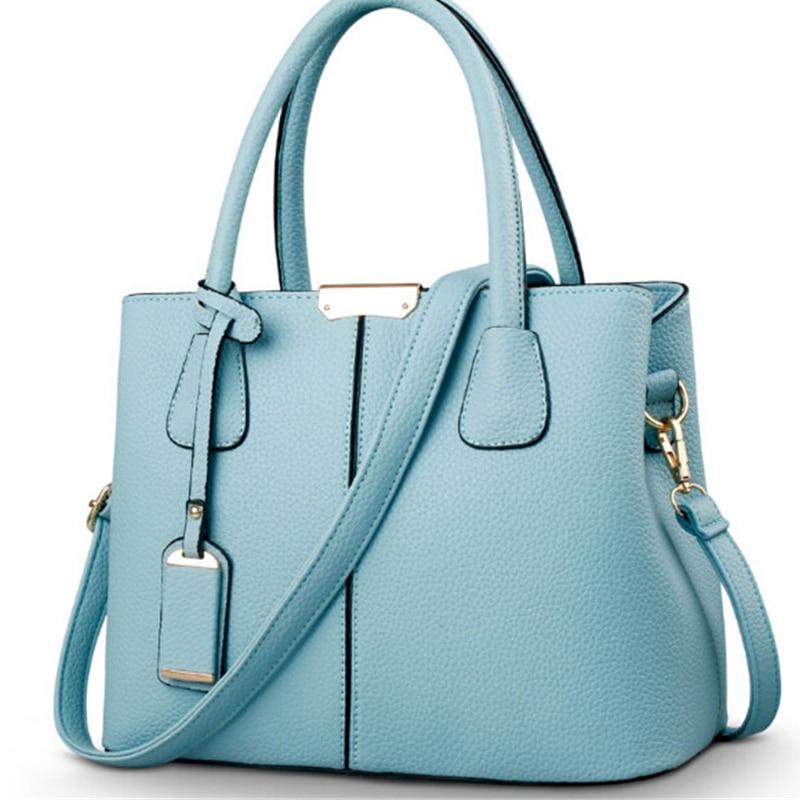 New Fashion Handbags Women Shoulder Messenger Bag Ladies Handbag Large Crossbody Bag Tassel Zipper Casual Tote Female 1