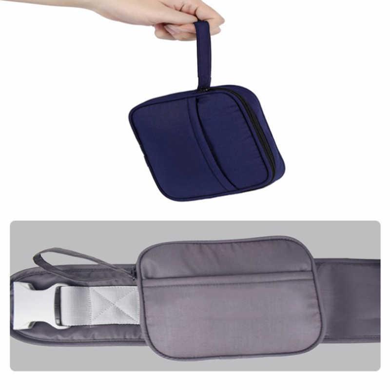 น้ำหนักเบาเด็ก Hip Seat Carrier เด็กเอวที่นั่ง Multifunctional เอว Carrier PAK55