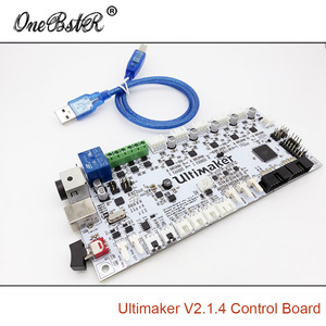 Image 2 - Ultimaker 2 V2.1.4 Control Board Generations Finished Board UM2 3D Printer Parts Special Supply Free Shipping