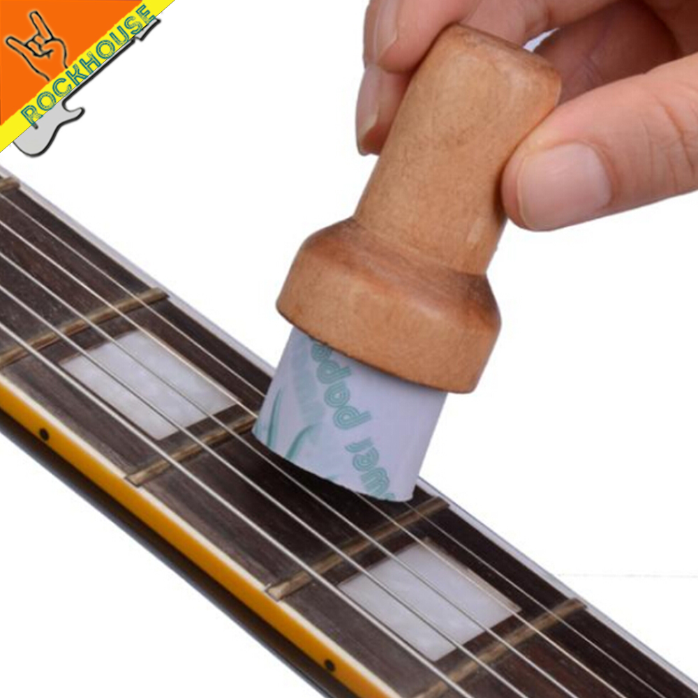 buy guitar strings cleaner steel strings conditioners with oil and cotton cloth. Black Bedroom Furniture Sets. Home Design Ideas