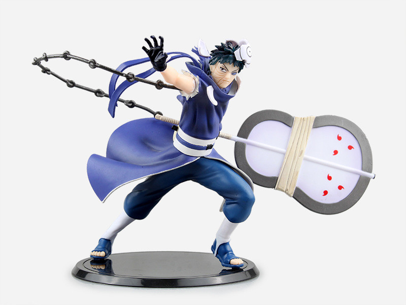 Obito Figure Left View