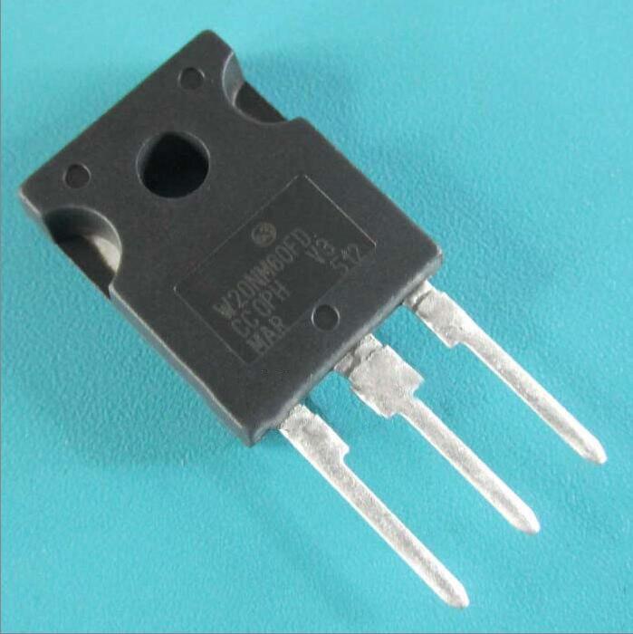 5pcs/lot STW20NM60 W20NM60 20N60 TO-247 20A 600V