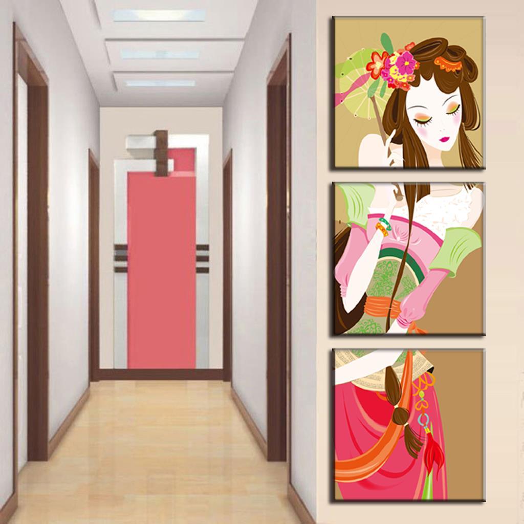 Online kopen wholesale chinese meisje schilderen uit china chinese ...