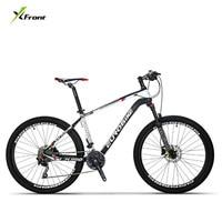 New Brand Mountain Bike Carbon Fiber Frame 27 5 Wheel 27 30 Speed Oil Disc Brake
