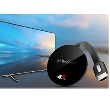 Mirascreen G7 Plus Display 2.4 4K Miracast Any Cast Wireless DLNA AirPlay HDMI TV Stick Wifi Receiver for IOS Android PC