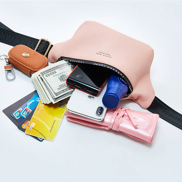 WEICHEN Multi-function Waist & Chest Bag 4