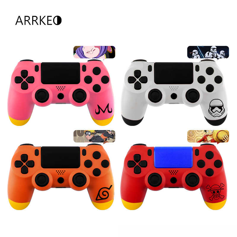 ARRKEO DIY Замена Полный Shell чехол на кнопке Mod Kit для Playstation 4 Slim PS4 Pro JMD-040 Dualshock 4 геймпад