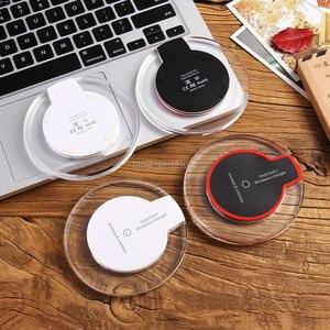 Image 5 - 100 pièces/lot original rapide qi chargeur sans fil pour iphone x chargeur pour Samsung Galaxy Note 8/S8/s7 paquet de détail en gros
