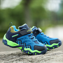 3 Color new winter children's sport casual shoes boys outdoor high quality shoes boy kids fashion warm sneakers