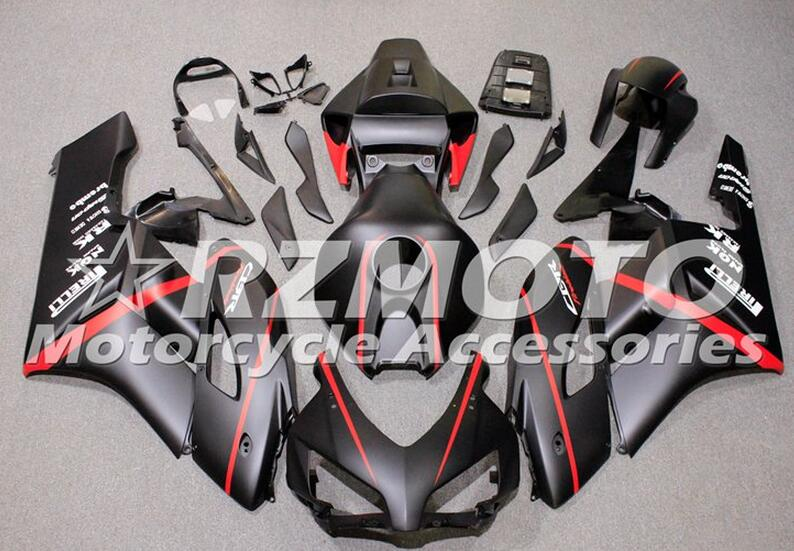 ABS Green White Black Injection Fairing Set Fit for Honda 2004 2005 04 05 CBR1000RR a#16