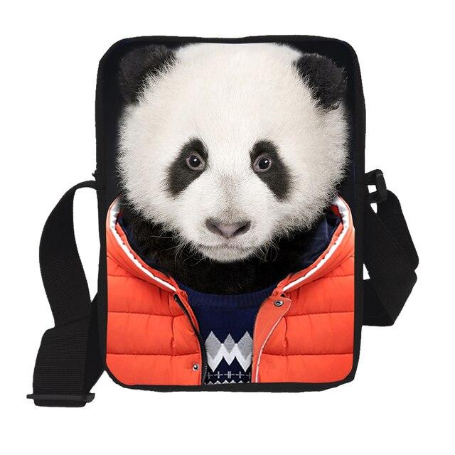 New Animal Kingdom Shoulder Bag Boy Girl Cute Mini Messenger Bag Children's Bag Children's Christmas Gift Bag Men Women Handbags