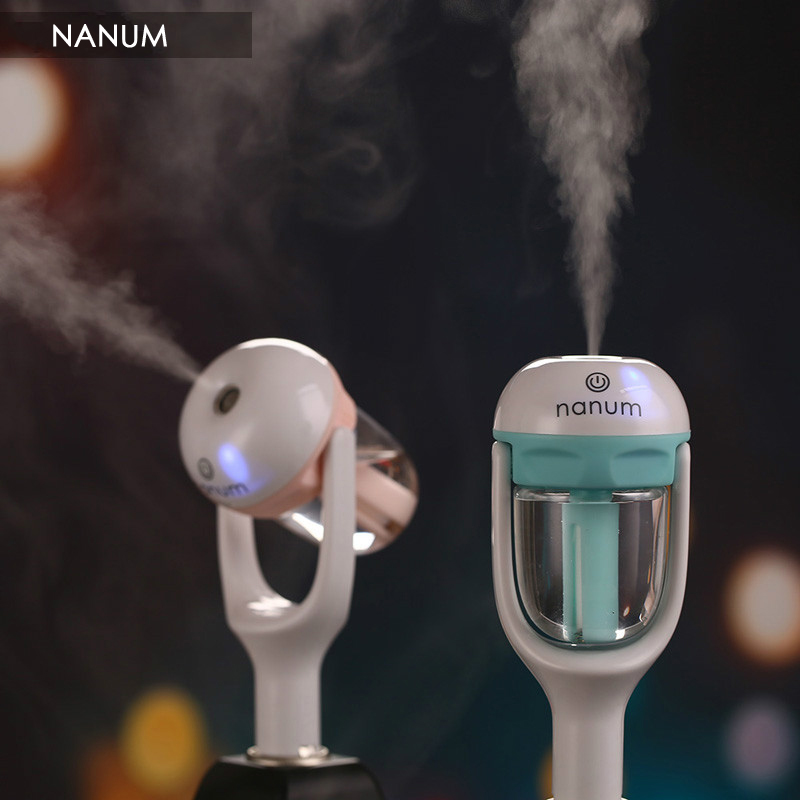 Car Aroma Diffuser 12V Steam Air Humidifier Mini Air Purifier Aromatherapy Essential Oil Diffuser Portable Mist Maker Fogger acoustic guitar humidifier black mini air purifier aroma diffuser mist maker essential oil humidifier guitar moisturizing