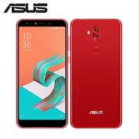ASUS ZenFone 5 Lite ZC600KL 4G LTE мобильный телефон 4 Гб 64 Гб 4 камеры 20MP NFC 6,0 экран 1080 P ZenFone 5Q/5 селфи телефон Android