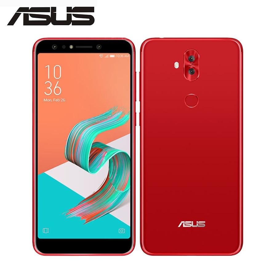 ASUS ZenFone 5 Lite ZC600KL 4G LTE Mobile Phone 4 GB GB 4 Câmera 64 20MP NFC 6.0