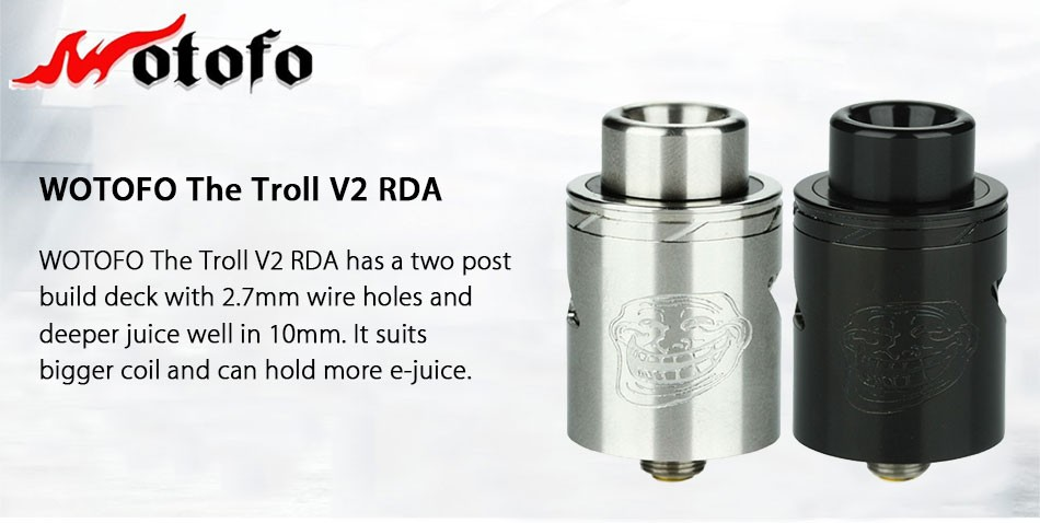 WOTOFO The Troll V2 RDA (7)