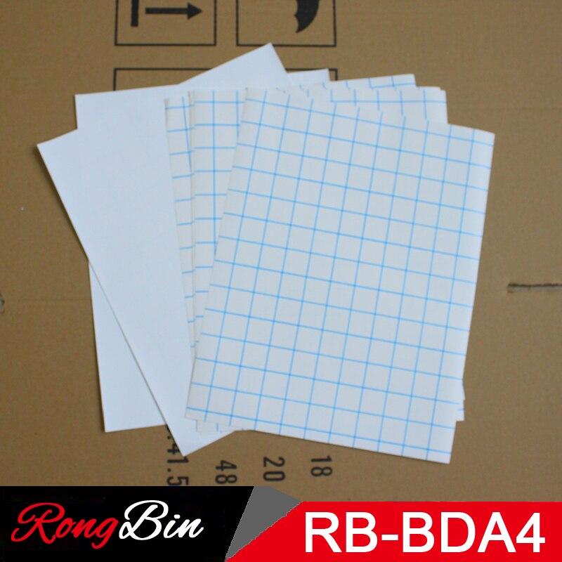 50 Sheets Sublimation Machine A4 Dark Thansfer Paper T-shirt Heat Transfer Paper Inkjet Printer Dark Cotton Fabric