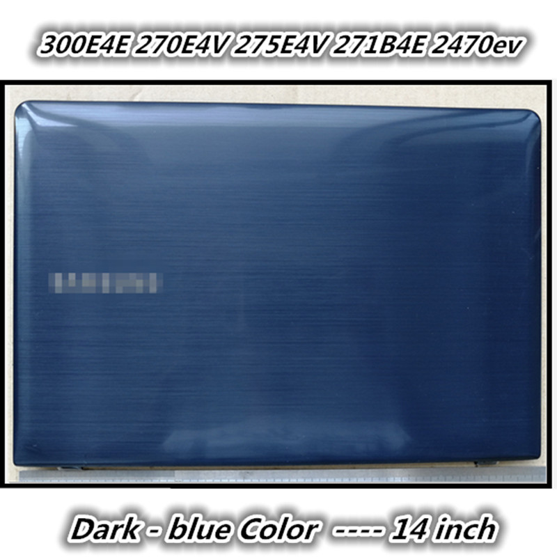 Top cover black for samsung NP300E4E NP270E4V NP275E4V NP270E4E LCD Back Cover