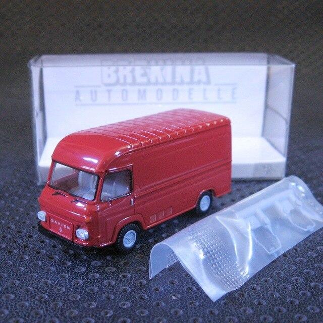Bre kina 1:87 Saviem SG 3 van Pocket model boutique alloy car toys for children kids toys Original Box freeshipping
