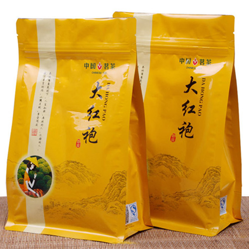 300g Da Hong Pao Spring Big Red Robe Oolong Tea For Weight Loss Chinese Wuyi Organic Wulong Loose Bags Te Gift